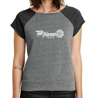 975703318-816 - Alternative® Ladies' Rehearsal Short Sleeve Pullover Sweatshirt - thumbnail
