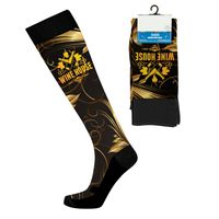 376097849-169 - Custom Running-Length Sport Style Socks - Digital Sublimation - thumbnail
