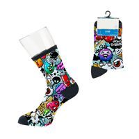 576097842-169 - Custom Classic Business Style Sock - Digital Sublimation - thumbnail