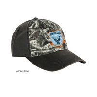 735617804-169 - Dri Duck Field Colorblock Waxy Back Cap - thumbnail