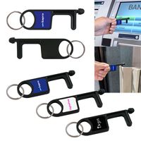 986295511-169 - Antimicrobial Touch Free Keytag - thumbnail