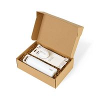 116283748-112 - MiiR® Wide Mouth Bottle & Straw Lid Set - White Powder - thumbnail