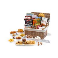 125774552-112 - Gourmet Delights Keepsake Basket - Natural - thumbnail