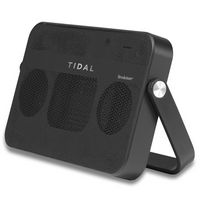 305000121-112 - Brookstone® Pivot Bluetooth® & NFC Speaker Black - thumbnail