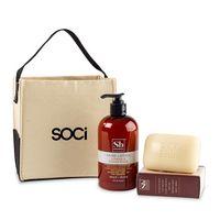 346256521-112 - Soapbox® Cleanse & Revive Gift Set - Natural-Citrus & Peach Rose - thumbnail