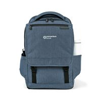 375977654-112 - Samsonite Modern Utility Paracycle Computer Backpack - Blue Chambray - thumbnail