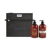 386468060-112 - Soapbox™ Cleanse & Soothe Gift Set - Black-Citrus & Peach Rose - thumbnail