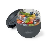 526180150-112 - W&P Porter Seal Tight Bowl - 24 Oz. - Charcoal - thumbnail