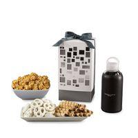 545774598-112 - Pure Mondrian Gourmet Gift Box White-Silver-Black - thumbnail