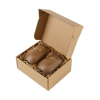 586180175-112 - Corkcicle® Stemless Wine Cup Gift Set - Walnut - thumbnail