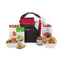 595679706-112 - Spirited Gourmet Lunch Break Snacks Cooler Red - thumbnail
