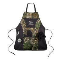 703684829-112 - Grill Master Apron Kit - Camo Tree-Black - thumbnail