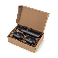 736078253-112 - MiiR® Wine Bottle & Tumbler Gift Set - Black Powder - thumbnail
