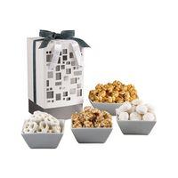 745774596-112 - Make Their Day Gourmet Gift Box - White and Silver - thumbnail