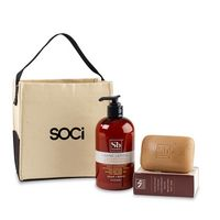 746256522-112 - Soapbox® Cleanse & Revive Gift Set - Natural-Coconut Milk & Sandalwood - thumbnail