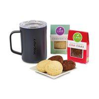 786283930-112 - Corkcicle® Sip & Indulge Cookie Gift Set - Black - thumbnail