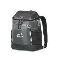 794878290-112 - Igloo® Juneau Backpack Cooler Grey-Black - thumbnail