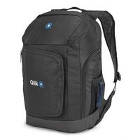 915142265-112 - Ryder Computer Backpack Black - thumbnail