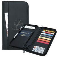 105471478-138 - Good Value® Travel Zippered Wallet - thumbnail