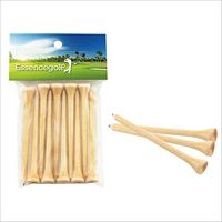 105472463-138 - BIC Graphic® Teecil® Golf Tees & Pencil in One w/Card Topper - thumbnail