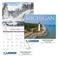 125470824-138 - Triumph® Michigan Appointment Calendar - thumbnail