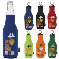 126077294-138 - Koozie® Neoprene Zip-Up Bottle Kooler - thumbnail