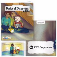 175961617-138 - BIC Graphic® All About Me Book: Natural Disasters & Me - thumbnail