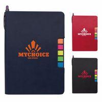 185547565-138 - Good Value® Sticky Flag Journal - thumbnail