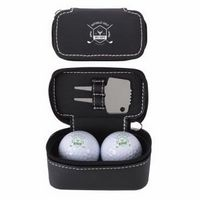195473285-138 - Titleist® 2-in-1 Golf Gift Kit w/DT® TruSoft™ Golf Balls - thumbnail