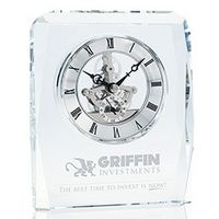 305472768-138 - Jaffa® Crystal Skeleton Clock - thumbnail