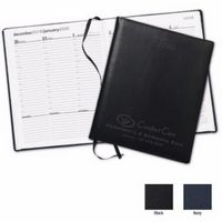 315470753-138 - Triumph® Symphony Debossed Weekly Desk Planner - thumbnail