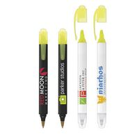 331098859-138 - BIC® Two-Sider™ Pen/ Highlighter - thumbnail