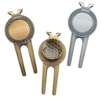 345471550-138 - BIC Graphic® Honor Magnetic Divot Repair Tool w/Ball Marker - thumbnail