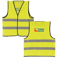 355470634-138 - BIC Graphic® Reflective Safety Vest - thumbnail