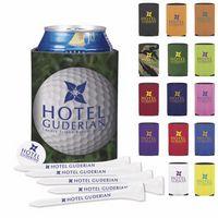 395471208-138 - KOOZIE® Collapsible Golf Tee Kit - thumbnail