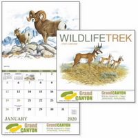 395471307-138 - Good Value® Wildlife Trek Calendar (Stapled) - thumbnail