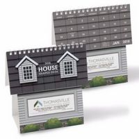 525143724-138 - NUVO™ by Triumph® House Shape Desk Calendar - thumbnail
