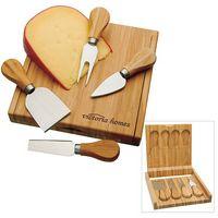 555470533-138 - Bamboo Cheese Set - thumbnail