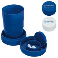 555470637-138 - Travel Cup w/ Pill Compartment - thumbnail