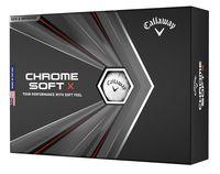 565473078-138 - Callaway® Chrome Soft X Golf Balls (Standard Service) - thumbnail