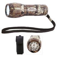 575469980-138 - Mossy Oak® Camouflage Mini Aluminum LED Flashlight - thumbnail