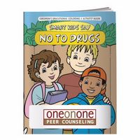 595928885-138 - BIC Graphic® Coloring Book: Smart Kids Say No To Drugs - thumbnail
