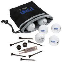 725471818-138 - Callaway® 6-Golf Ball Valuables Pouch - Super Soft - thumbnail