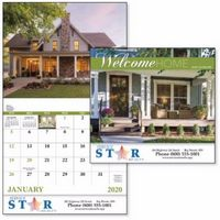 735471289-138 - Good Value® Welcome Home Calendar (Stapled) - thumbnail
