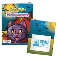 735471789-138 - BIC Graphic® Color Book w/Mask: Spooky Fun Halloween - thumbnail