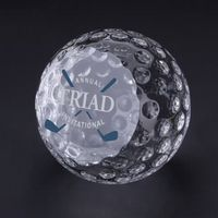 "735958469-138 - 3 1/8"" Dia. Universal Source™ Golf Ball Paperweight - thumbnail"