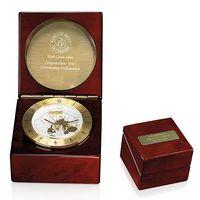 745470165-138 - Jaffa® Rosewood Captain's Clock - thumbnail