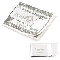 765470209-138 - BIC Graphic® Chrome Money Clip - thumbnail