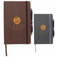 765530298-138 - Good Value® Woodgrain Journal - thumbnail