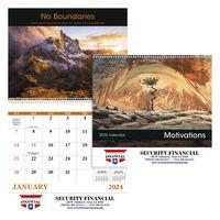 775471269-138 - Good Value® Motivations Calendar (Spiral) - thumbnail